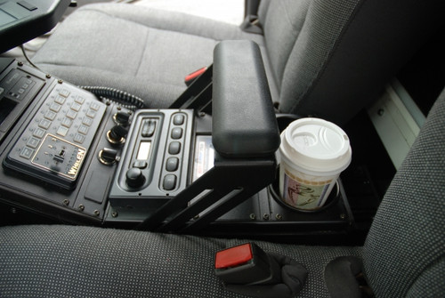 Ford Crown Victoria Console Package  Inch By Havis   Fleet Safety