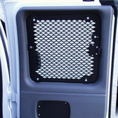 Ford E-Series Standard Van with Sliding Door and 6 Window Guard Kit by Havis 1994-2014