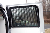 F250-F550 Window guard kit with hinges by Havis 2006-Present, Set of 2