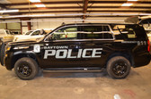 Police Vehicle Stealth Graphics Decal Kit FS-KIT-49
