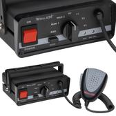 Whelen 295SL102 24V Siren capable of using two 100 Watt Speakers
