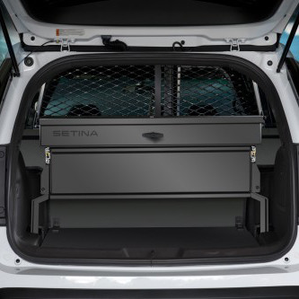 Ford Police Interceptor Suv Utility And Explorer Storage