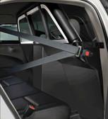 Setina Slip Cover Charger Police Prisoner Rear Seat including Easy Access Seat Belt System