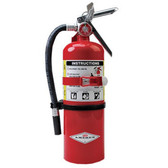 Amerex B500T ABC 5 lb. Fire Extinguisher with Vehicle Bracket