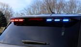 Whelen 2013-2019 Ford Police Interceptor SUV Utility Explorer Outer Edge Spoiler LED Lightbar OE34UR