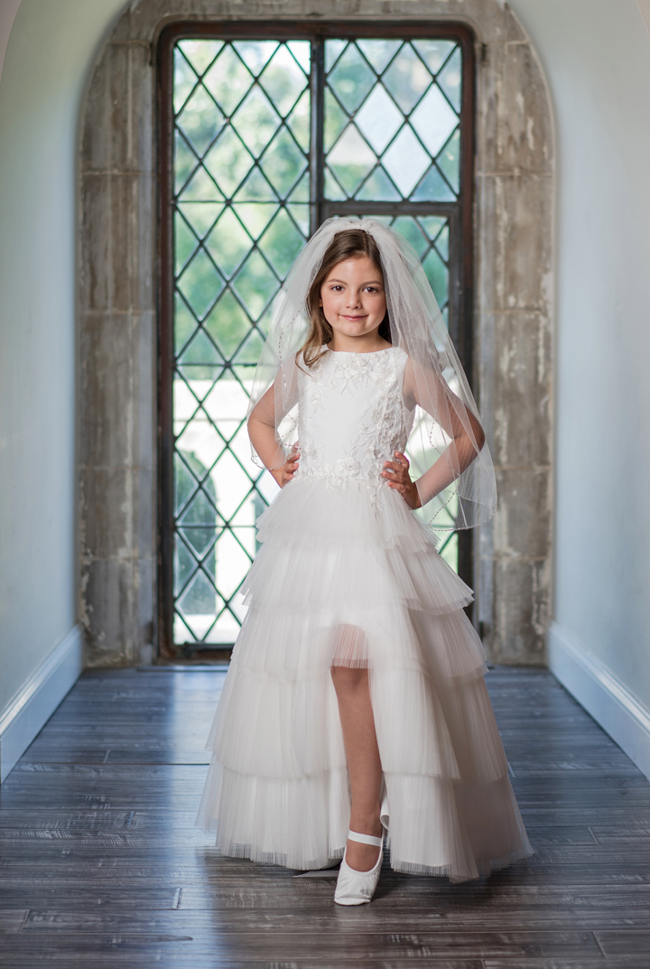4564acbfe5b3b Every little girl will always remember her First Communion for the rest of  her life, and so, here is where Communion plays an extremely important part  in ...