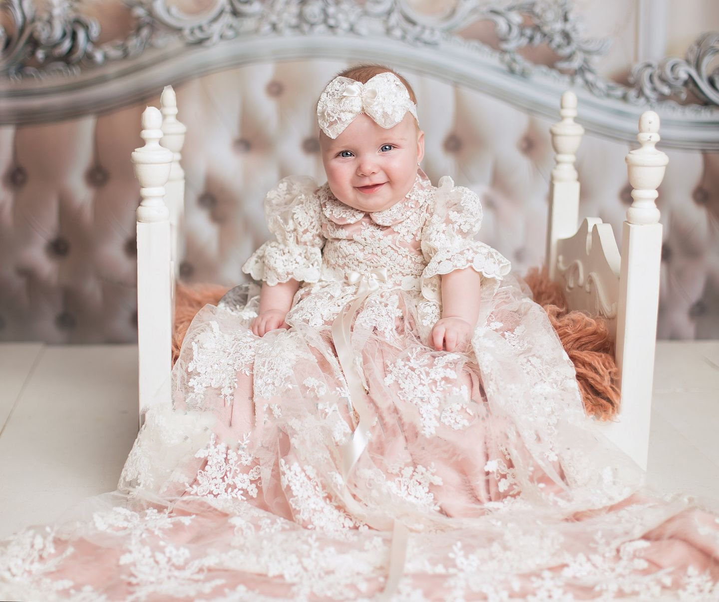 c8c55e414 Couture Christening gowns are the most gorgeous couture gowns you have ever  seen! They are absolutely beautiful and stands apart from the rest!