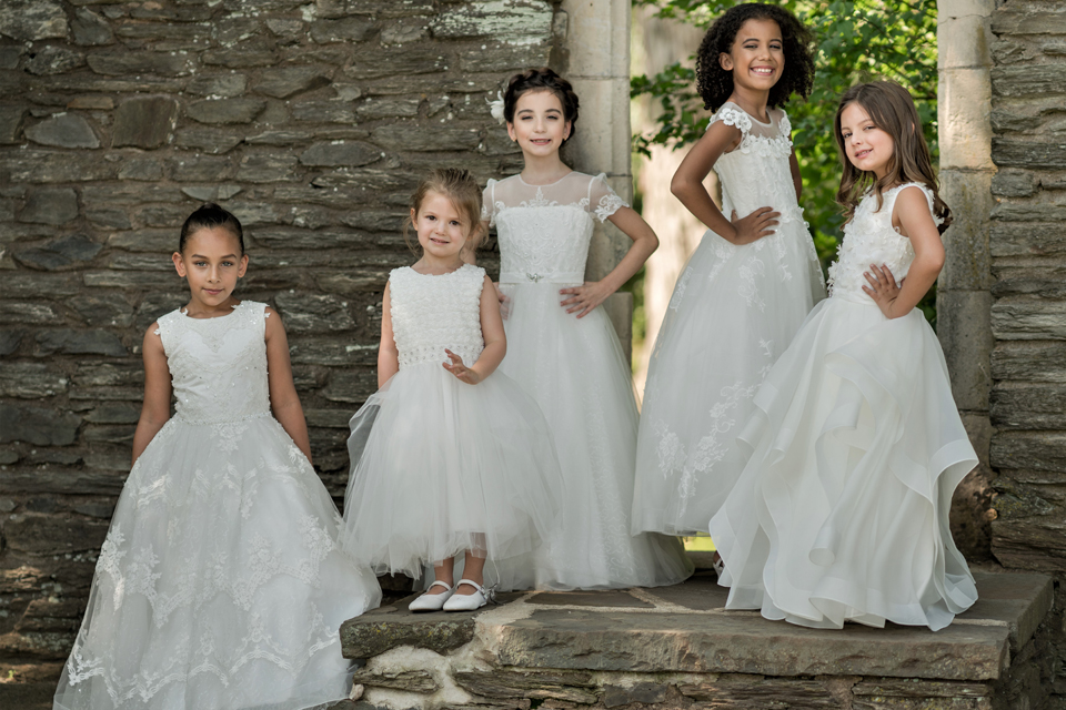 69335f8d929 Choose from our fabulous collection of first communion dresses and special  occasion dresses for girls