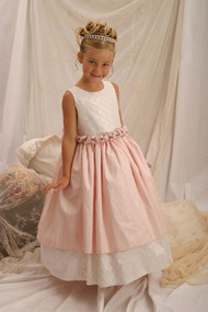 Couture Girls Dress K303 | Girls Formal Dress | Girls Dress
