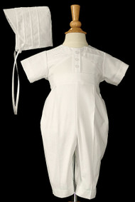Little Things Mean A Lot - Boys Christening Suit - LTMCO63CS
