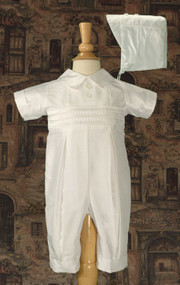 Little Things Mean A Lot - Boys Christening Suit - LTMDP19CS