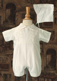 Little Things Mean A Lot - Boys Christening Suit - LTMDP31RS