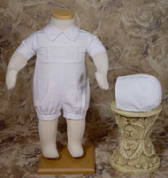 Little Things Mean A Lot - Boys Christening Suit - LTMCB938RS