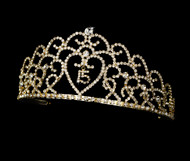 Sweet 16 Birthday Tiara | Tiara For Quinceanera