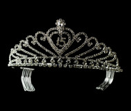 Birthday Tiara For Sweet 16 | Quinceanera Sweet 15 Tiara