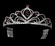 Sweet 16 Tiara For Birthday | Quinceanera Sweet 15 Tiara