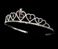 Sweet 15 Tiara | Quinceanera Tiara | Tiara For Sweet 16