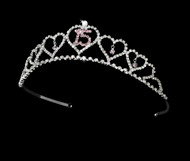 Quinceanera - Sweet 15 Princess Tiaras - Sweet 16 Birthday Tiaras