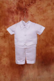 Sweetie Pie Christening Suit - Boys Christening Suit - SWCI343B