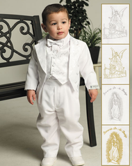 Christening Suits For Boys | Baby Boy Baptism Outfits