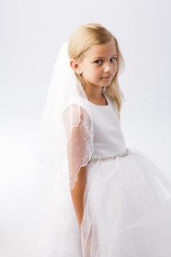 1st Communion Veil | Communion Veil And Headpieces