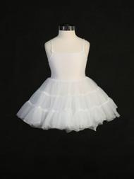 Flower Girl Petticoats | Girls Petticoats | Girls Crinoline Petticoat Slip