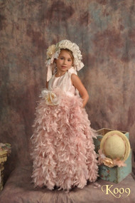 Couture Girls Party Dress | Girls Special Occasion Dress
