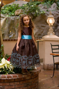 Lovely Flower Girl Dress For Wedding Party