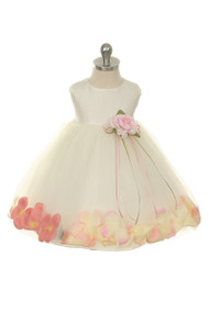 Kids Dream | Flower Girl Dress | Infant Toddler Special Occasion Dress