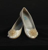 Girls Anna Ballet Shoes | Dressy Ballet Shoes For Little Girls