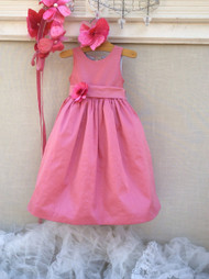 Couture Flower Girl Dress | Birthday Dress For Toddler