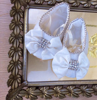 Baby Christening Shoes | Baby Girl Christening Shoes