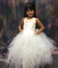 Girls Birthday Tutu | Girls Tutu Dress | Flower Girl Tutu