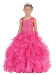 Girls Pageant Dress | Pageant Dress For Little Girls