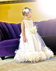 Cinderella Couture Dress For Girls | Couture Princess Dress For Girl