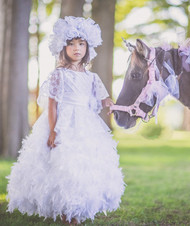 Couture Fairy Tale Princess Dress | Girls Special Occasion Dress