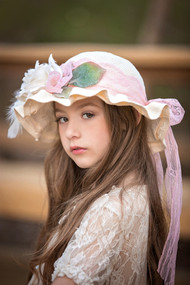 Easter Hand Made Couture Hat | Easter Hat For Couture Girls