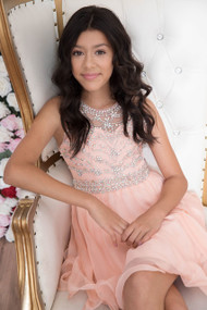 Pageant Dress For Tweens | Tween Short Party Pageant Dresses