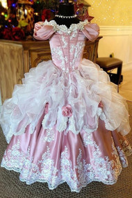 Magnificent Ball Room Gown For Girls | Girls Special Occasion Ball Gown