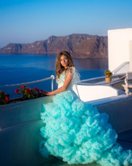 Exquisite Ball Gown For Girls | Couture Ruffled Tulle Ball Gown For Girls