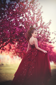 Princess Couture Ball Gown | Stunning Girls Special Occasion Gown
