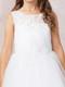 girls white dress for communion