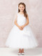 girls ivory dress for communion