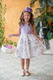 Adorably Sweet Girls Party Dress For Summer