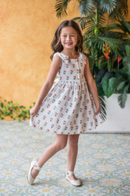 Girls Special Occasion Summer Party Dress