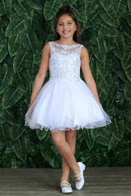 Short Teen Dress For Pageant | Party Dress For Teen