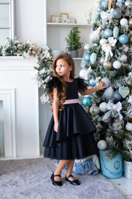 Gorgeous Tutu Flower Girl Special Occasion Party Dress