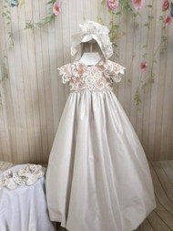 Christie Helene Baby Couture Baptismal Christening Gown