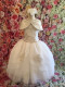 Beautiful Couture Silk Organza 1st Communion Gown By Christie Helene