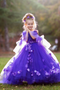 Couture Tutu Flower Girl Pageant Party Dress Baby Special Occasion Dress